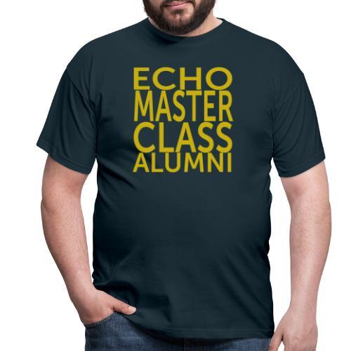 Echo Masterclass - Men's T-Shirt
