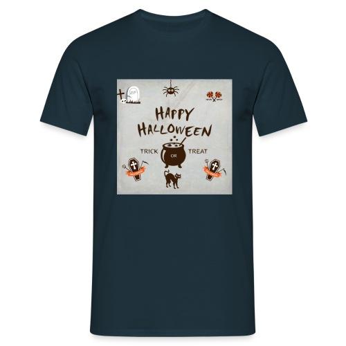 helloween 10 - Men's T-Shirt