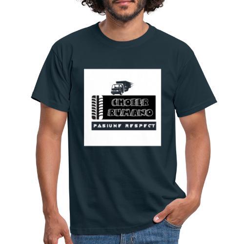 Chofer Rumano - Camiseta hombre