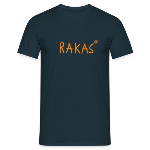 Rakas -MESSED UP - Miesten t-paita