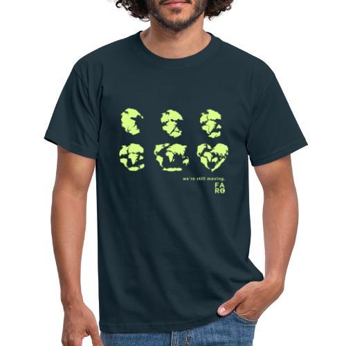 We're Still Moving - Continental Drift - Men's T-Shirt