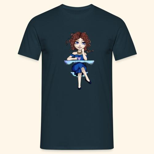 Blue Lady - T-shirt Homme