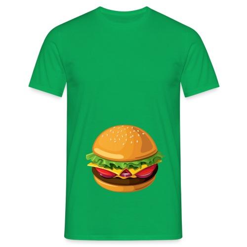 Hamburger - T-shirt Homme