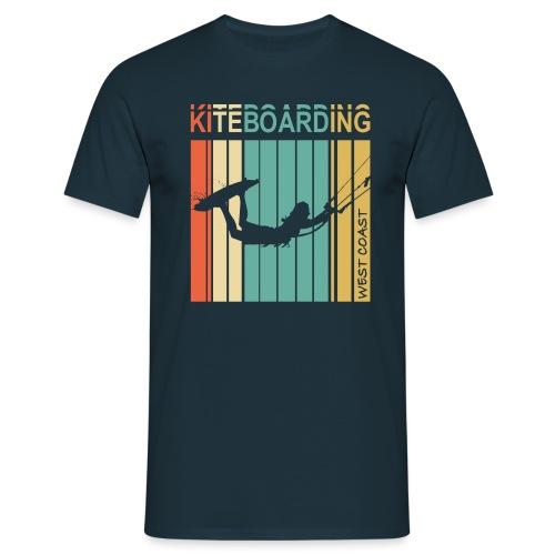Kiteboarding WEST COAST - T-shirt Homme