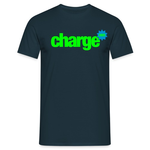 Charge_Logo 50 - Men's T-Shirt