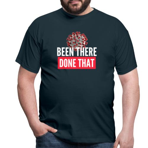 BEEN THERE - T-shirt herr