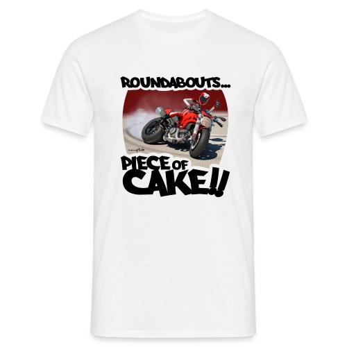 Ducati Monster Skidding - Camiseta hombre