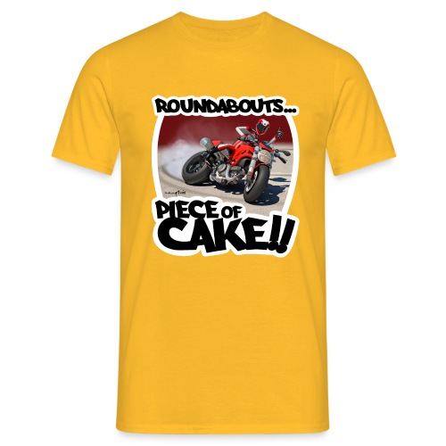 Ducati Monster Skidding - Camiseta hombre