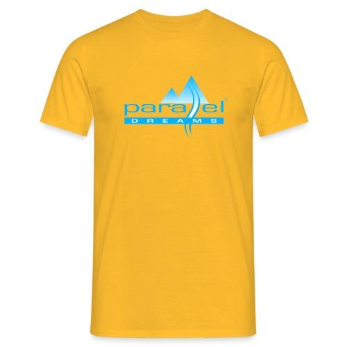 pd trans 1 copy 2 png - Men's T-Shirt