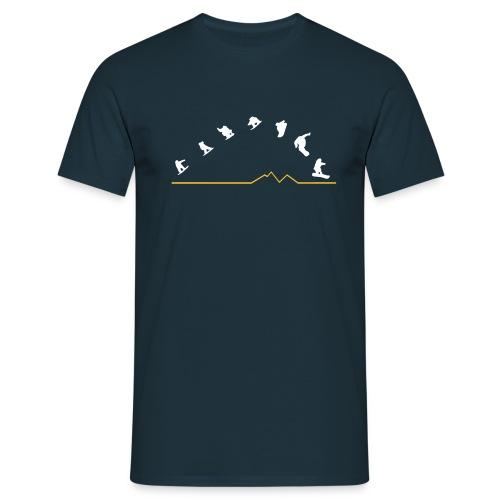 sequences - Men's T-Shirt