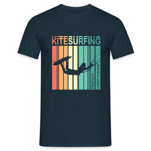 Kitesurfing FWI - T-shirt Homme