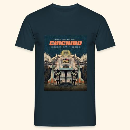 beer barrel - Mannen T-shirt