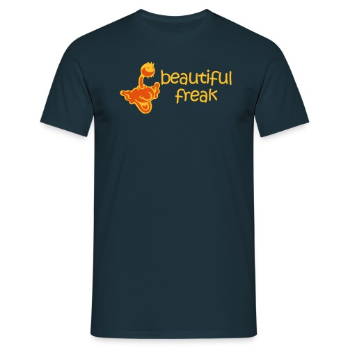 beautifulfreak - Men's T-Shirt