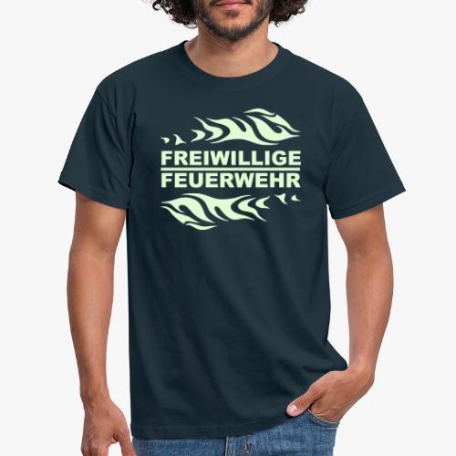 FFW Flame - Männer T-Shirt