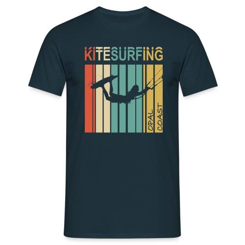 Kitesurfing Opal Coast II - T-shirt Homme