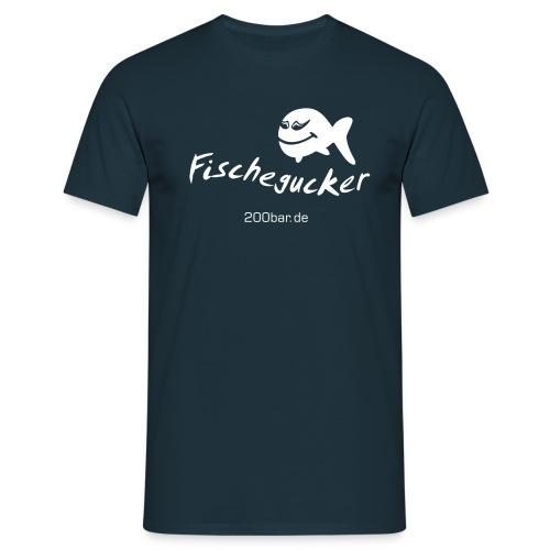 fischegucker - Männer T-Shirt