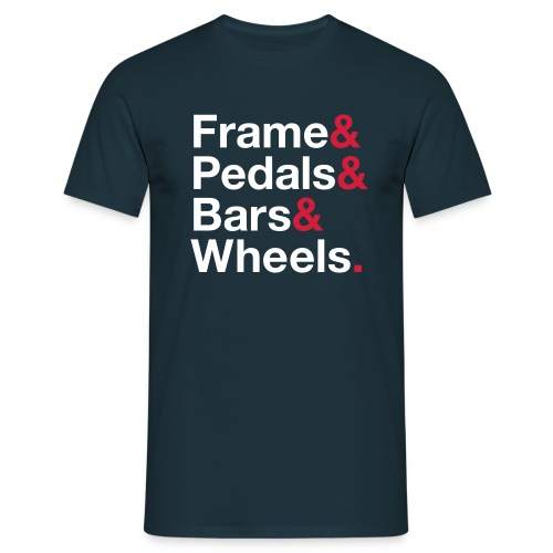 frame 2 - Men's T-Shirt