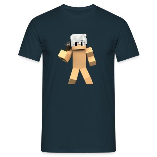 Fluff Animiert Skin - Männer T-Shirt