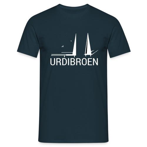 URDIBROENKC29e - T-skjorte for menn