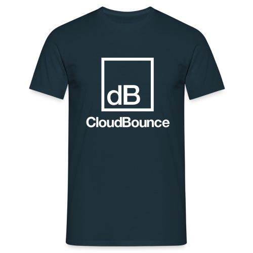 cb db logo - Men's T-Shirt