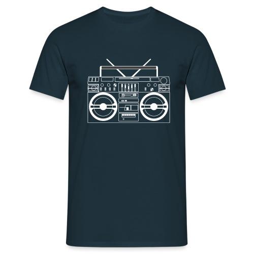 Boombox - WA - Men's T-Shirt