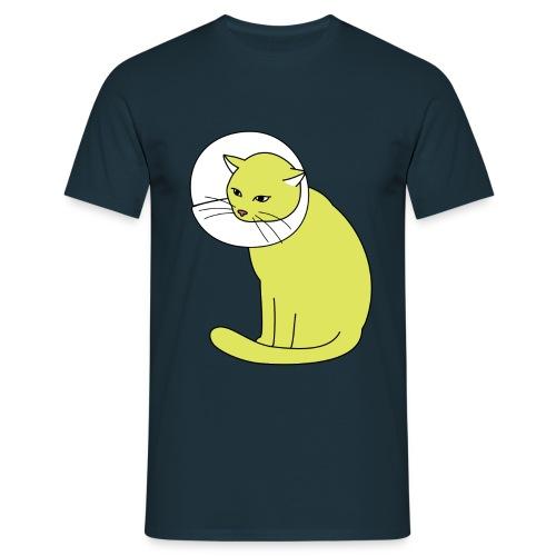 Der Kater (Trickterkatze) - Männer T-Shirt
