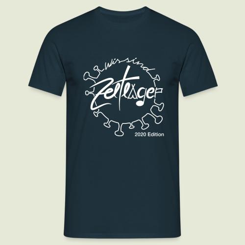 Zeltlager Logo 2020 Edition - Männer T-Shirt