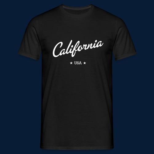 California - Männer T-Shirt