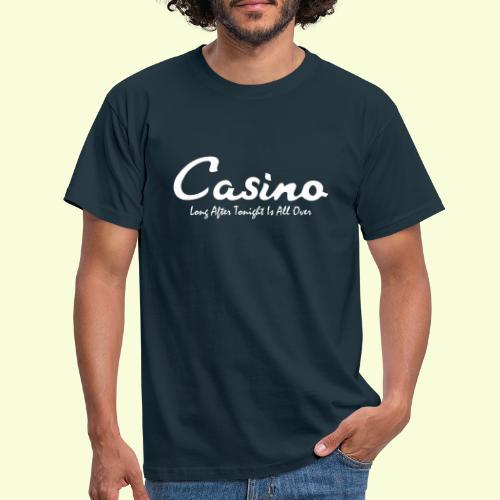 Casino long after - Men's T-Shirt