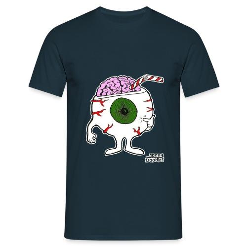 Eyeball png - Men's T-Shirt