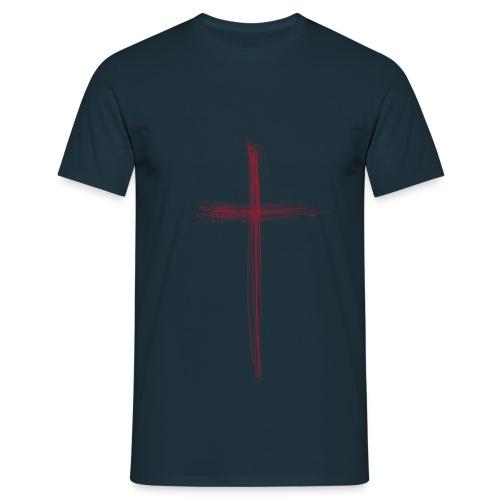 His blood - Miesten t-paita