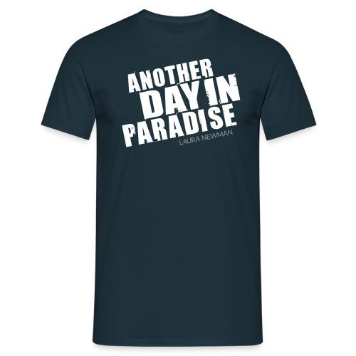 ADIP Schriftzug - Männer T-Shirt