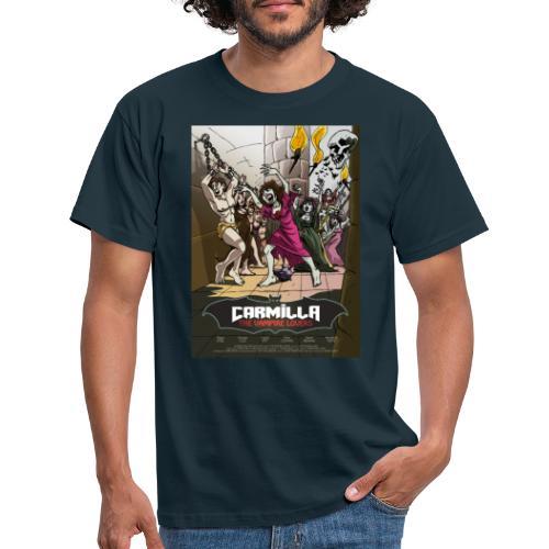 Carmilla 01 The Vampire Lovers - T-shirt Homme