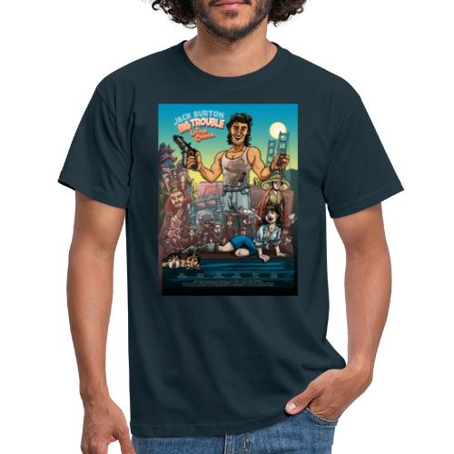 Big Trouble in Little China - T-shirt Homme