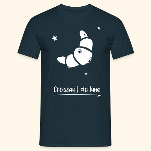 T-shirt   Croissant de lune - T-shirt Homme
