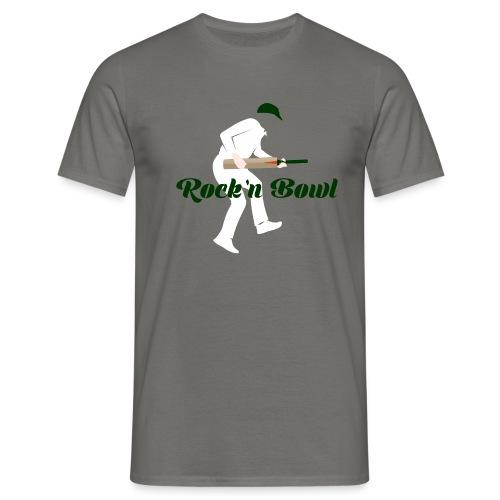 rock n bowl - Men's T-Shirt