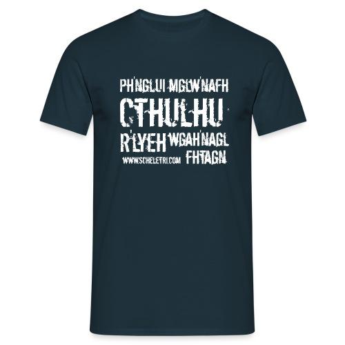 Cthulhu - Maglietta da uomo