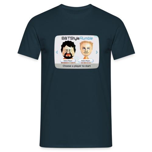 B TStyle Rumble - Men's T-Shirt