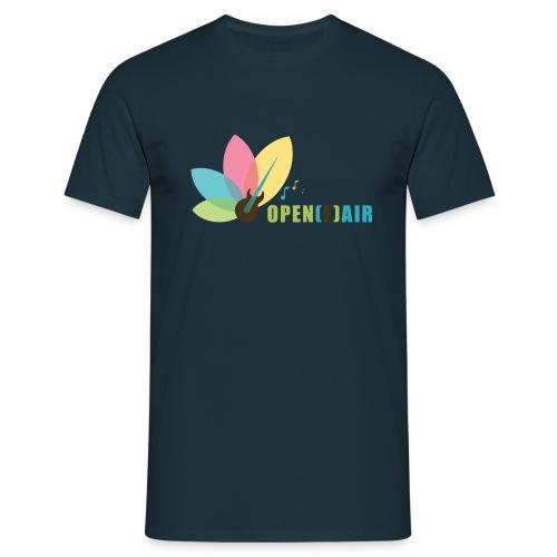 OpenFair_Logo_Web - Männer T-Shirt