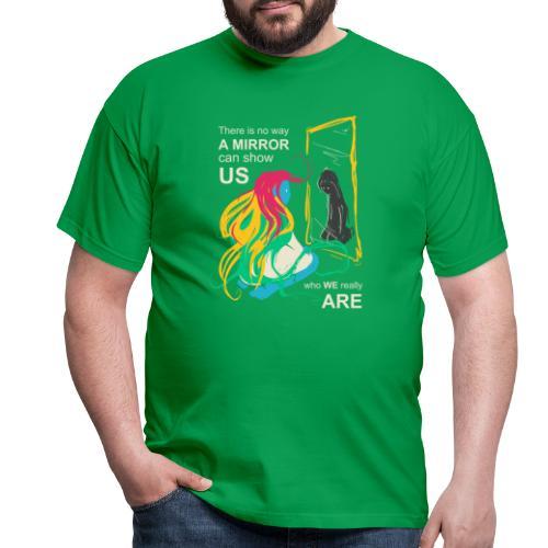 Mirrors - Men's T-Shirt