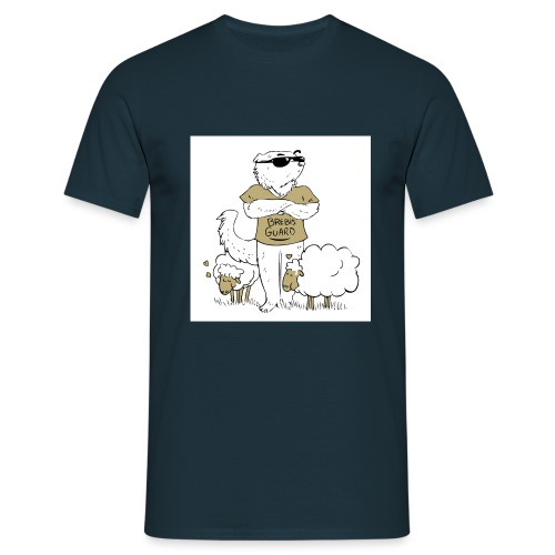 Brebis Guard - T-shirt Homme