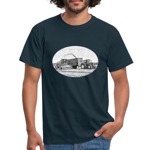 Sillageernte - Männer T-Shirt