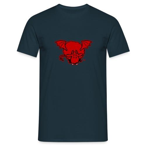 Devil Sheep - T-shirt Homme