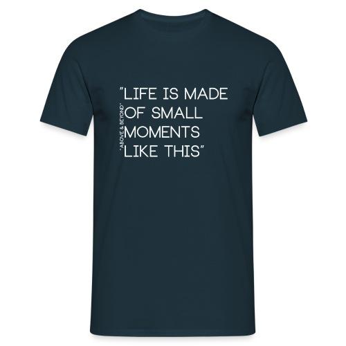 LIFEWHITE - Herre-T-shirt