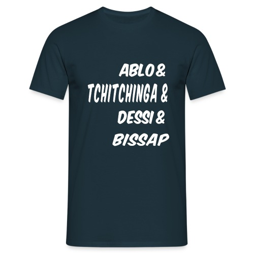ABLO TCHINTCHINGA DESSI BISSAP - T-shirt Homme