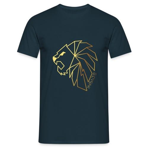 Löwe, Lion Inside - Männer T-Shirt