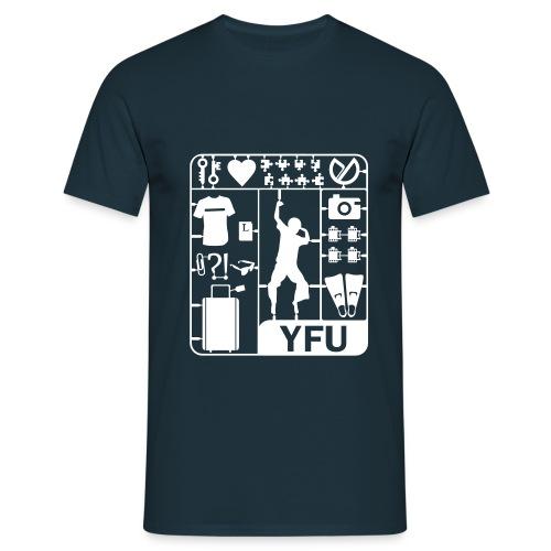 bausatz 409 - Männer T-Shirt