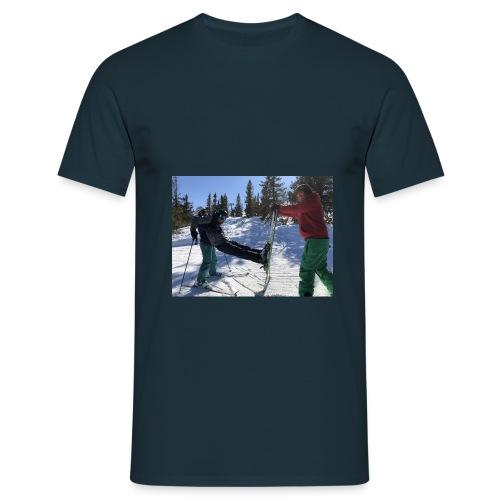 Spaßrunde - Männer T-Shirt