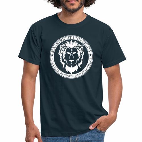 SBE Lion White - Men's T-Shirt