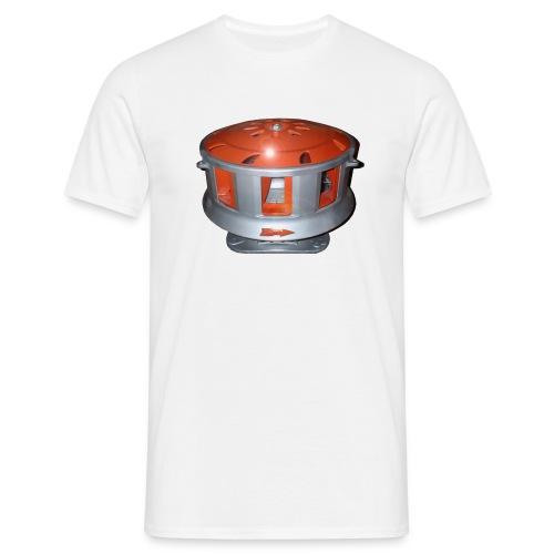 e57 ohne hintergrund 2 - Männer T-Shirt